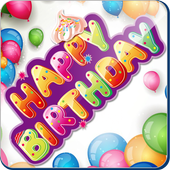 Design Birthday Greeting Cards icon
