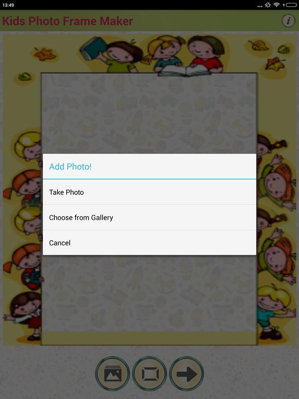 Kids & baby Photo Frame Maker APK Download - Free Tools APP for ...