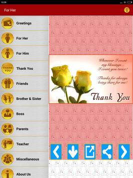 Thank you greeting card images apk download free productivity app thank you greeting card images apk screenshot m4hsunfo