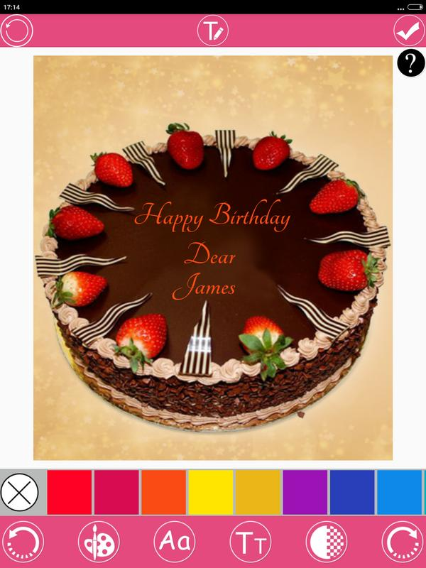 Write Name On Birthday Cake Apk Download Free Productivity App For