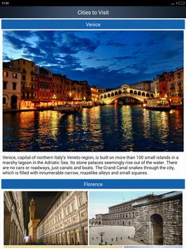 Italy Popular Tourist Places screenshot 9