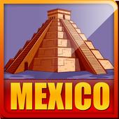 Mexico Popular Tourist Places icon