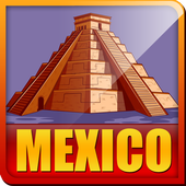 Mexico Popular Tourist Places icon