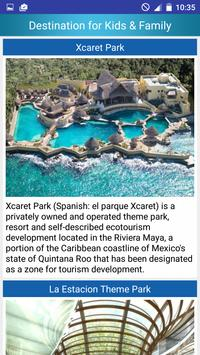 Mexico Popular Tourist Places screenshot 4