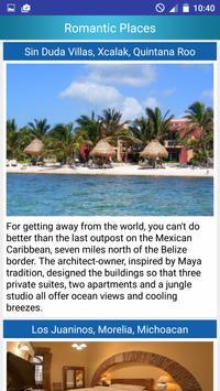 Mexico Popular Tourist Places screenshot 7