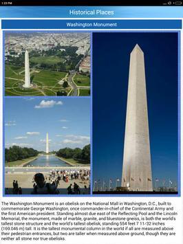 United States Tourist Places screenshot 12