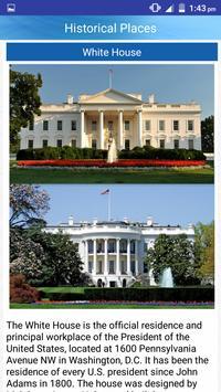 United States Tourist Places screenshot 4