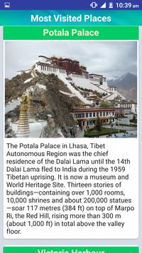 China Popular Tourist Places screenshot 5