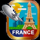 France Popular Tourist Places icon