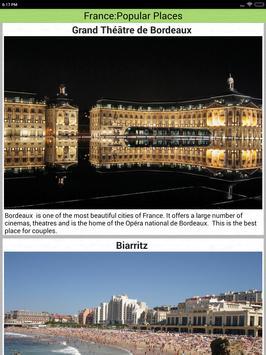 France Popular Tourist Places screenshot 11