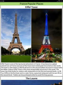 France Popular Tourist Places screenshot 20
