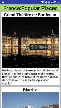 France Popular Tourist Places screenshot 5