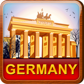 Germany Popular Tourist Places icon