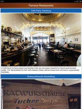 Germany Popular Tourist Places apk screenshot