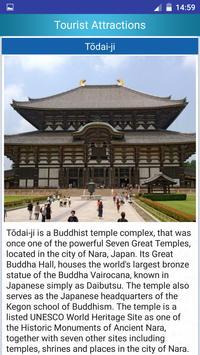 Japan Popular Tourist Places apk screenshot