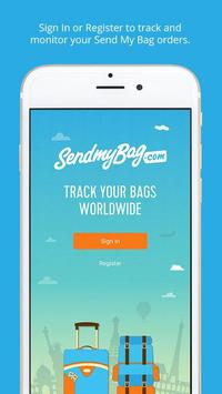 Send My Bag App poster