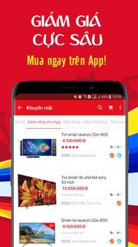 FPT Sendo.vn - Mua sắm trực tuyến giá rẻ, đảm bảo apk screenshot
