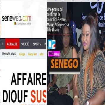 Sénégal Actu (Top sites infos) screenshot 3