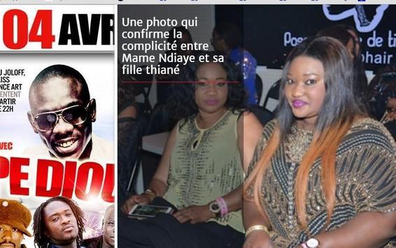 Sénégal Actu (Top sites infos) screenshot 1