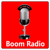 Boom Radio Station icon