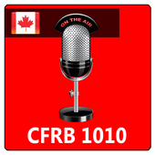 Player for CFRB 1010 AM Toronto icon