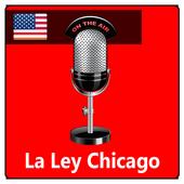 La Ley 107.9 FM Radio Chicago App icon