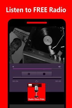 Odtwarzacz Radio Disco Polo Za Darmo apk screenshot