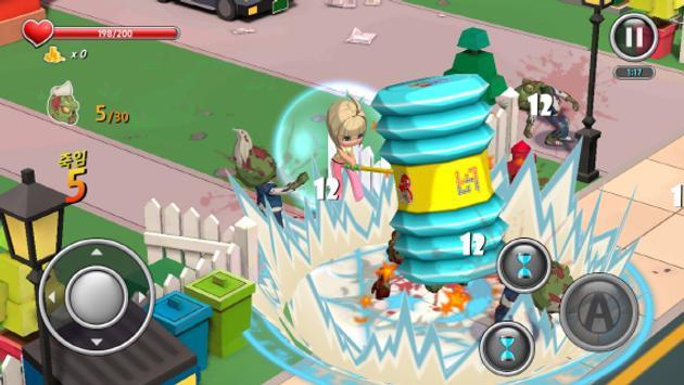 Zombie & Girls screenshot 1