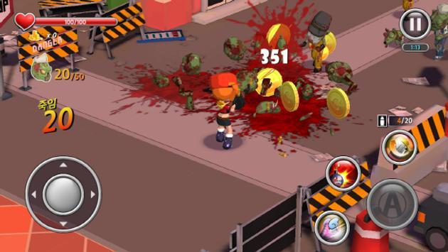 Zombie & Girls screenshot 2