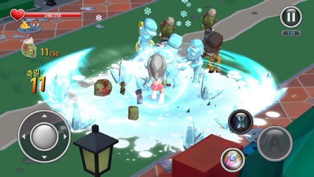 Zombie & Girls screenshot 3