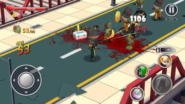 Zombie & Girls screenshot 5