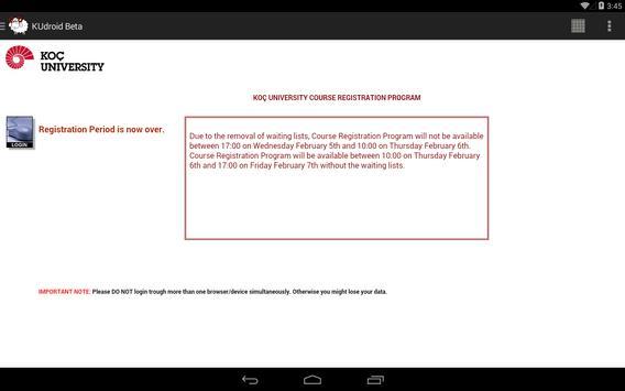 KU Droid BETA screenshot 8