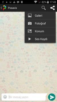 Posenger apk screenshot