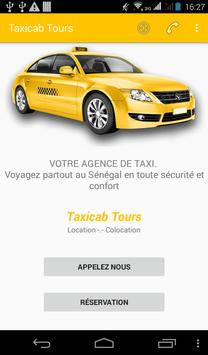 Taxicab Tours poster