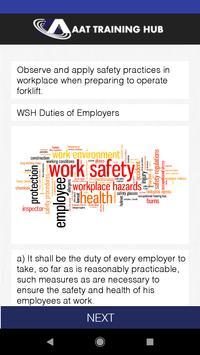 Learn Safety screenshot 1