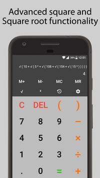 EasyCalc - Easy Calculator apk screenshot