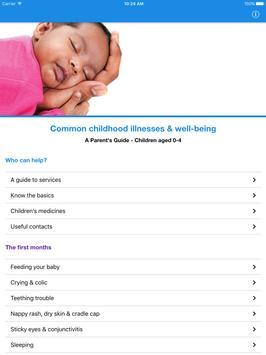 Cheshire Child Health screenshot 4