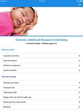 Cheshire Child Health screenshot 8