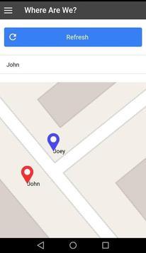 Where Are We - GPS apk screenshot