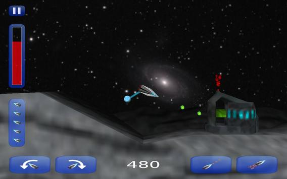 xorf (Thrust remake) screenshot 1