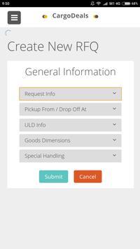 CargoDeals By CCN apk screenshot