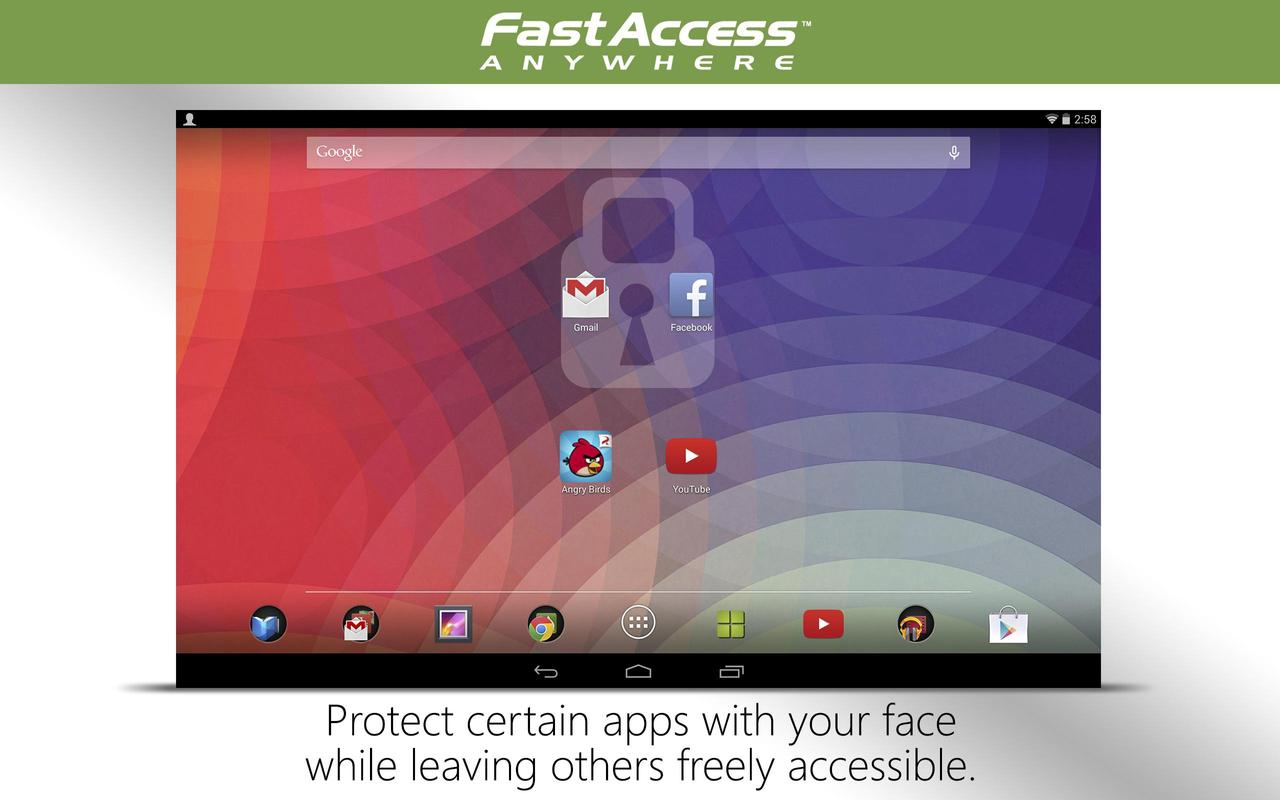 Fastaccess facial recognition download