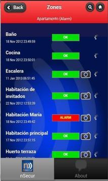nSecur apk screenshot