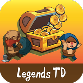 Realm Defense Hero Legends TD Heroes List Tips icon