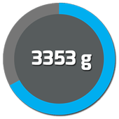 Digital bluetooth Scale S5000 connection test app icon