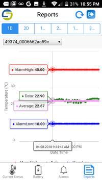 Sensoscientific screenshot 4