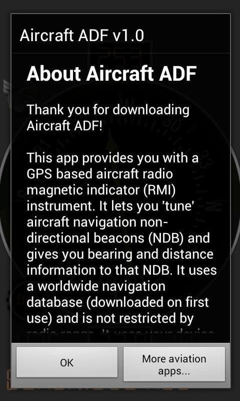 Aircraft ADF Free for Android - APK Download