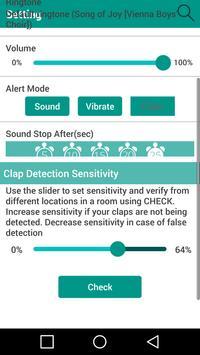 Clap To Find apk screenshot