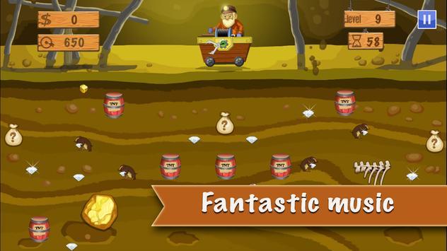 Tiny Miner Adventure apk screenshot