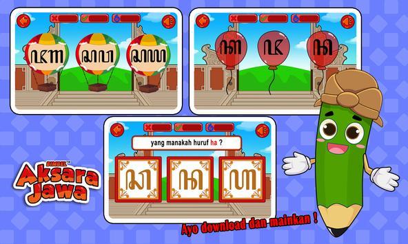 Bimbel Belajar Aksara Jawa apk screenshot